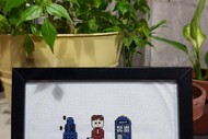Cross Stitch - Pop Culture
