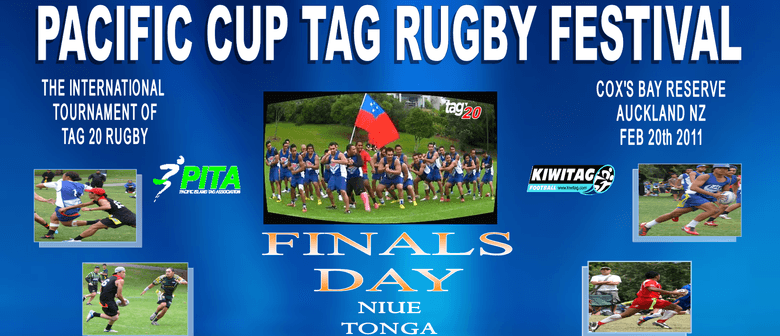 Pacific Cup Tag Rugby