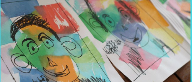 Kids Art in Martinborough
