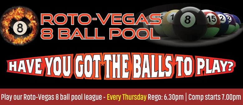 8-Ball Pool Open Singles Comp