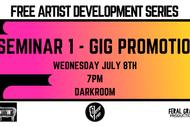 Free Seminar - Gig Promotion