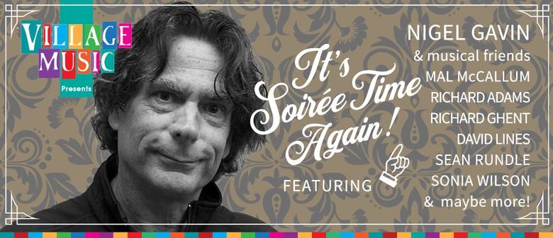 It's Soirée Time Again!