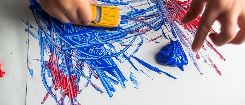 July School Holiday Art