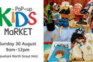 Pop-Up Kids Market – Spring Sale