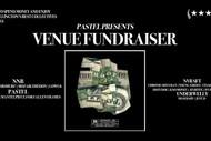 Pastel Presents - Venue Fundraiser