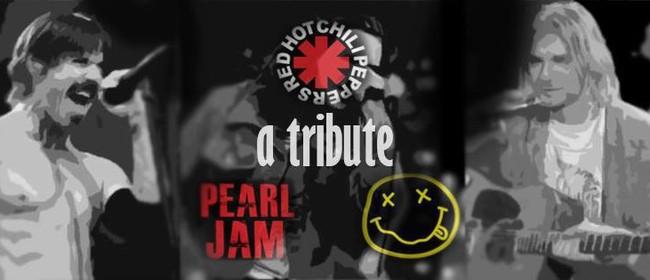 Wellington - Nirvana, RHCP, & Pearl Jam Tributes