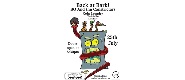 Back At Bark! Bo And The Constrictors