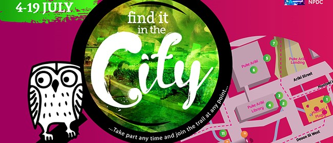 Find it in the City - New Plymouth