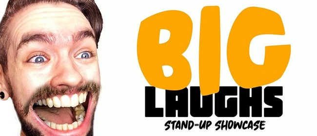 BIG Laughs - Pro Comedy Night