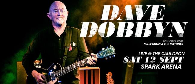 Dave Dobbyn: POSTPONED