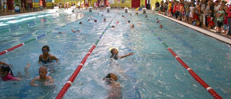 Go Active Kids Tryathlon