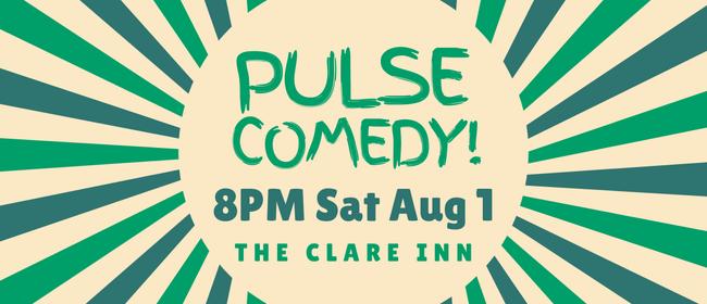 Pulse Comedy! Live Comedy