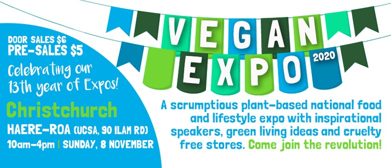 Christchurch Vegan Expo