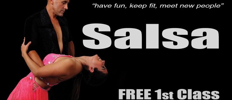 Salsa Beginners 101 Courses