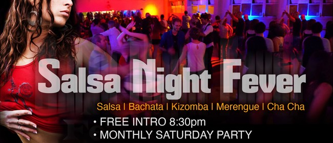 Salsa Night Fever Party