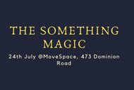 The Something Magic #1: CANCELLED