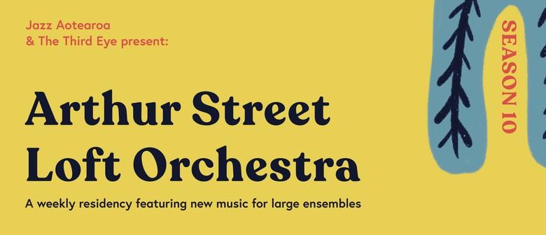 Arthur Street Loft Orchestra - Season 10