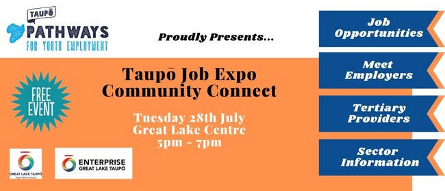 Community Connect Work Expo