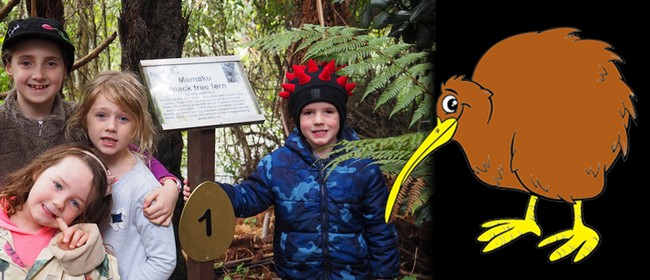 School Holidays - Golden Kiwi Egg Hunt