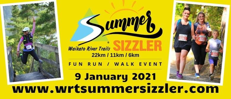 Waikato River Trails Summer Sizzler 2021