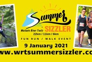 Waikato River Trails Summer Sizzler 2021