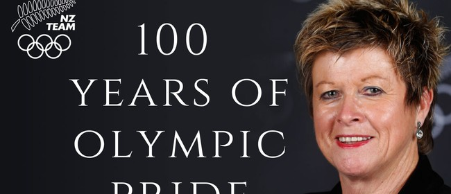 100 Years of Olympic Pride with Kereyn Smith