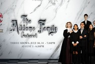 Scots College Production: The Addams Family Cabaret Show