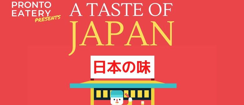 A Tast of Japan