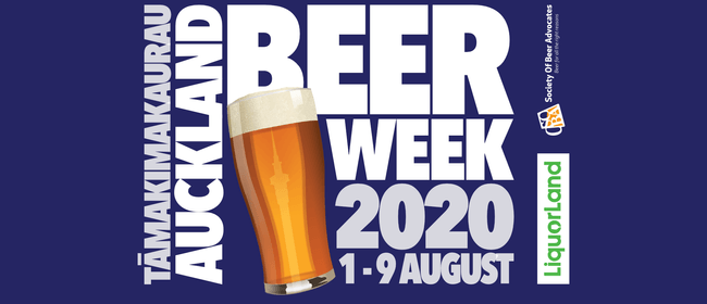 Auckland Beer Week: The 8 Wired Flavour Workshop with Søren