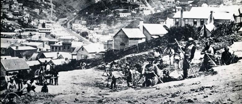 NZ Book Month: Guts, God & Gold: Dunedin's Prospects in 1860