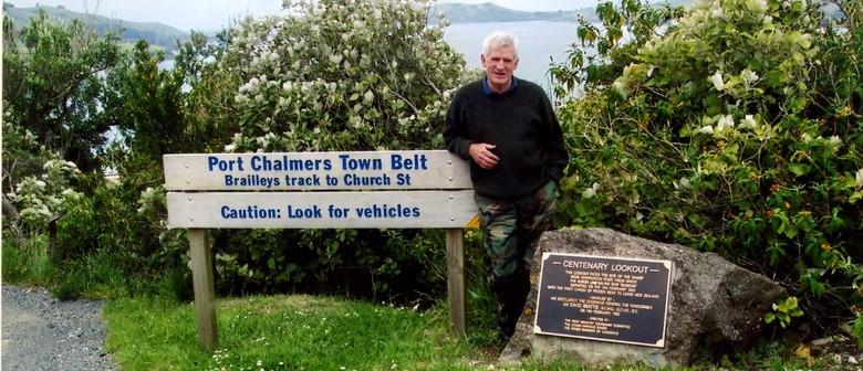 NZ Book Month: Ian Church