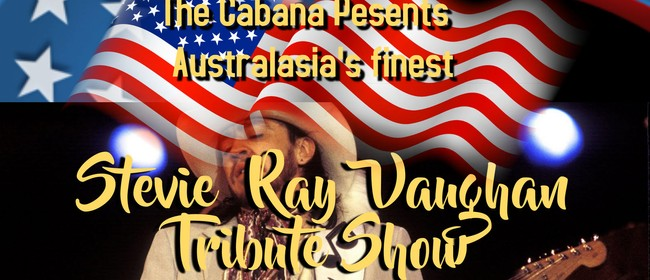Australasia's Premier Stevie Ray Vaughan Tribute Show