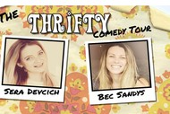 The Thrifty Comedy Tour Methven