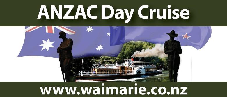 ANZAC Day Cruise