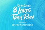 3 Lakes Trail Run Sponsored by Dargaville Veterinary Centre