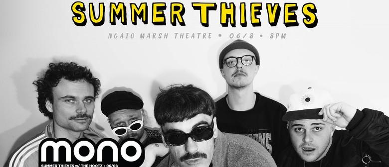 Summer Thieves Bandaids & Lipstick Tour