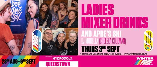 Ladies Mixer Drinks