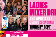 Ladies Mixer Drinks
