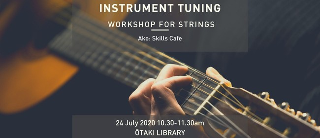 Stringed Instrument Tuning