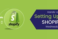 Setting Up your SHOPIFY Site