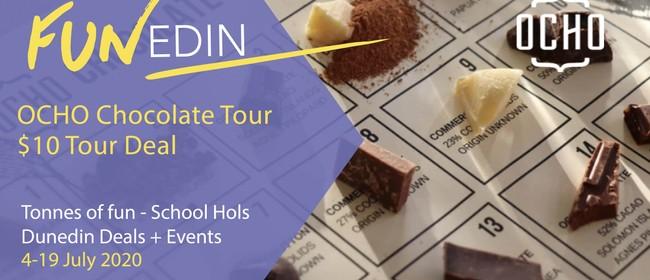 FUNedin OCHO Chocolate Tour