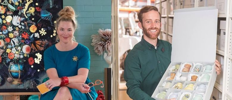 Talk & Tea with Emma Bass & Finn McCahon Jones