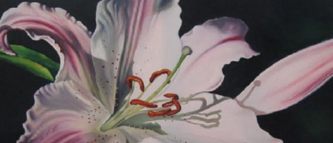 Painting With Oils With Annette Dickison