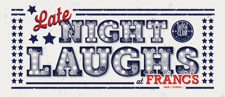 Paul Ego Late Night Comedy @ Franc's Takapuna
