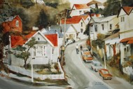 Advanced Watercolours With Ted Sherwen