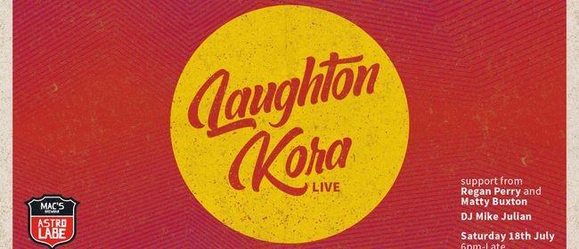 Laughton Kora Live