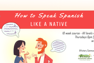 Speak Spanish Like A Native - Term 3