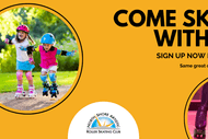 Come Skate With Us - Learn to Skate with North Shore Club