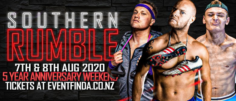 SPW Southern Rumble Weekend - Night 2