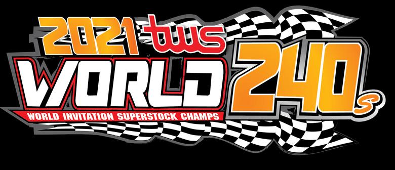 TWS World Invitation Superstock Championship (World 240s)